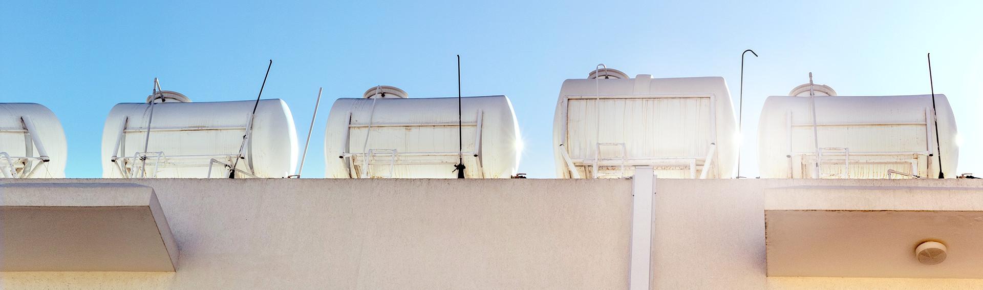 Citernes de toit